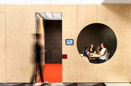 2014 AIDA Shortlist: Workplace Design
