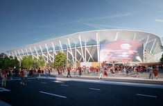 Populous to design Western Sydney Stadium