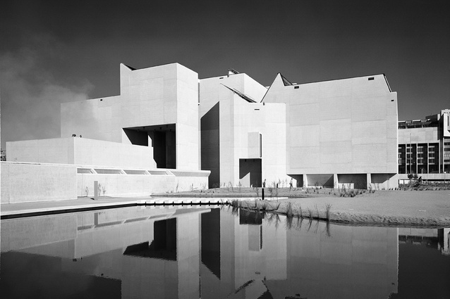 The National Gallery of Australia.