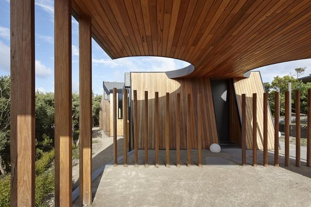 Holiday House by BKK Architects.