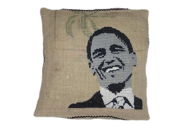 Po! Paris cushion from Studio Italia.
