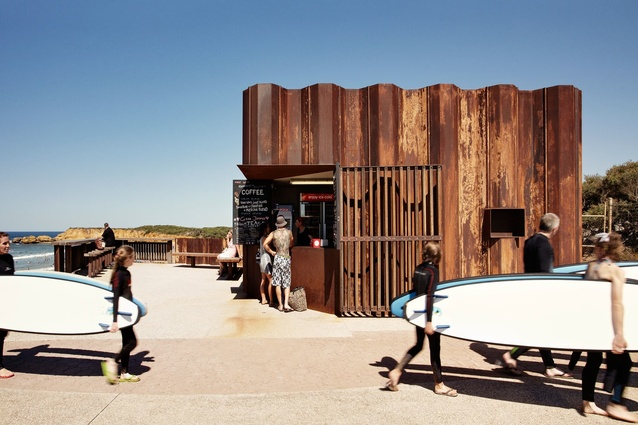 Best Cafe Design: Third Wave Cafe by Tony Hobba Architects.