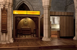 St Thomas' Chapel wins Supreme Award