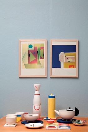 Julia Holderness' <em>The Group: Home-wares</em>.