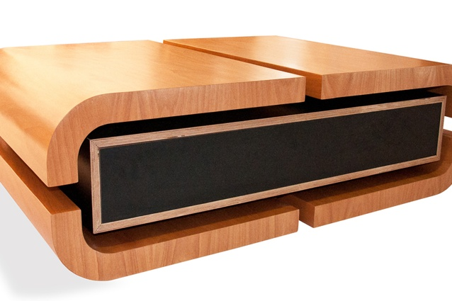 The Levitate table seems to do exactly that – float.
