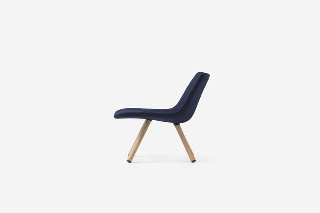 "Volley Four Leg Chair | $1,285 from  <a  href=""http://www.resident.co.nz/furniture/volley-four-leg/"" target=""_blank""><u>resident.co.nz</u></a>"