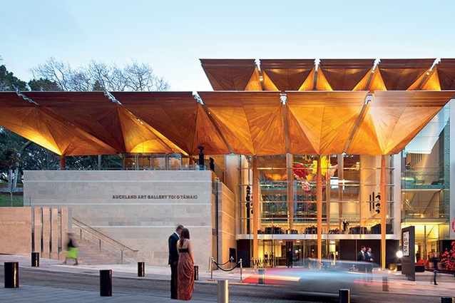 Auckland art gallery world 39 s best building for Best art galleries in the world