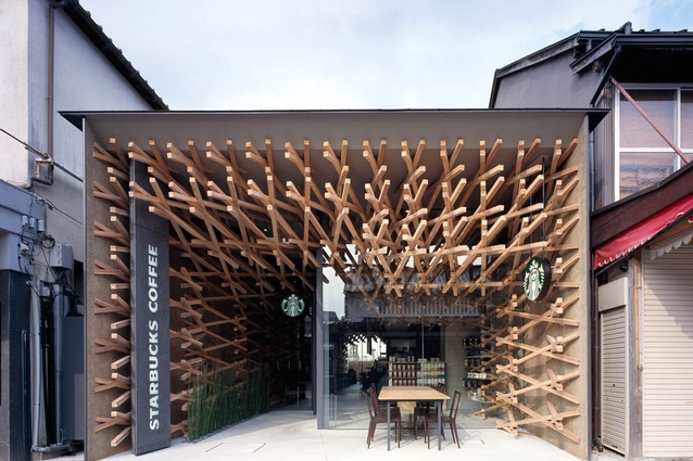 A Starbucks With A Difference