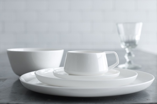 The Marc Newson collection by Noritake.