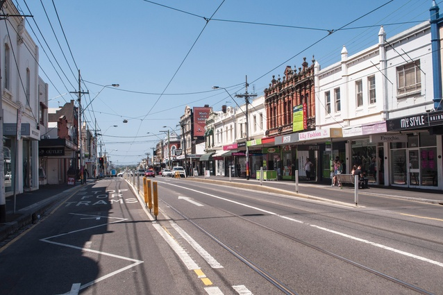 Bridge Road in Richmond, Victoria was once popular as a fashion outlet-shopping destination. Recent changes to consumer habits have seen its vacancy rate spike.