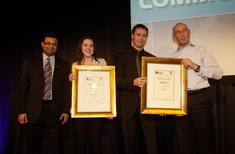 The New Zealand Institute of Building Winstone Wallboards Awards for 2011