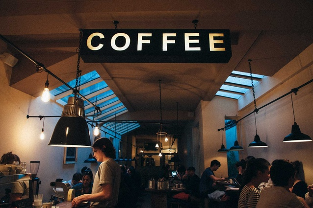 """""""The cafe appears to be a market-driven solution to achieve an active street front in Australian cities. This is flat white urbanism."""""""