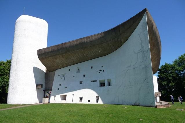 Architecture study tour of europe architectureau for 5 points corbusier