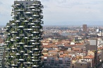 A 'vertical forest' has won the 2014 International Highrise Award