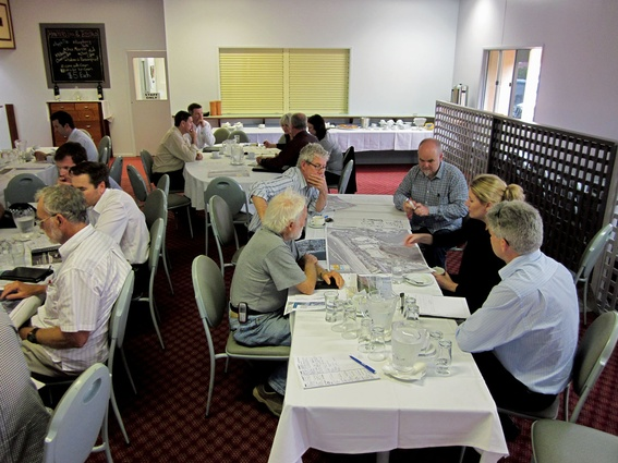 Enquiry by Design community workshop 