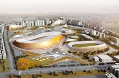 LAVA wins Ethiopian stadium design competition