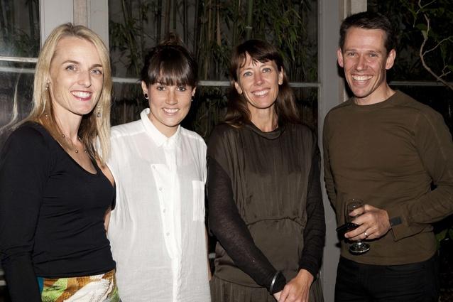Jo Nolan, Katelin Butler, Rachel Neeson and Luke Hastings.