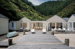 Golden beauty: Tata Beach House