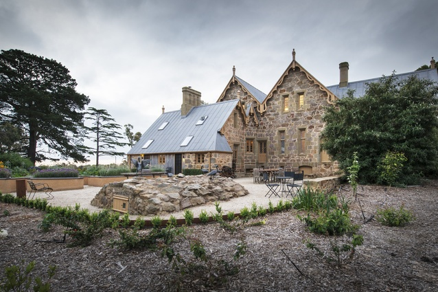 Coriyule (Vic) by Bryce Raworth & Trethowan Architecture.