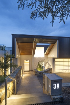 No. 36 Stage 2 by Townsend + Associates Architects.