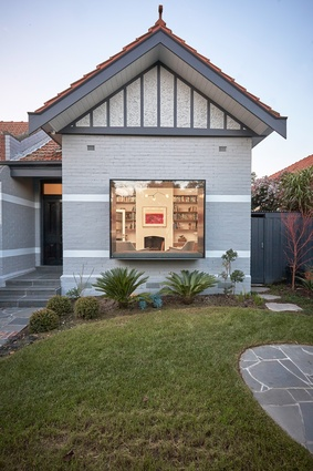 St Kilda East House by Taylor Knights.