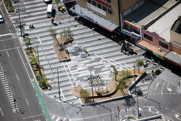 Outdoor Pavers Dandenong : Revitalising central dandenong lonsdale street redevelopment by bkk