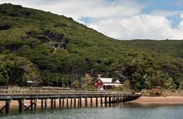 Kawau Island House