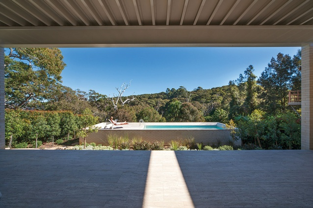 Stewart House (NSW) by Chenchow Little Architects with Spirit Level Designers.