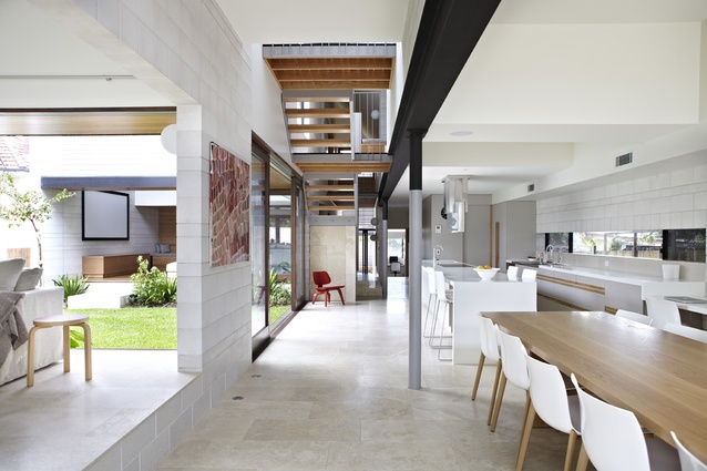 Clayfield House by Richards & Spence.