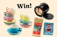 Win a Caffe L'affare coffee prize package