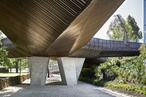 John Wardle Architects, NADAAA-designed Tanderrum Bridge opens