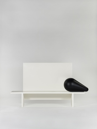 Ignotus Nomen collection, bench (2011).