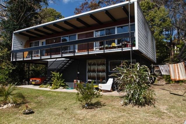 Beachcomber house plans