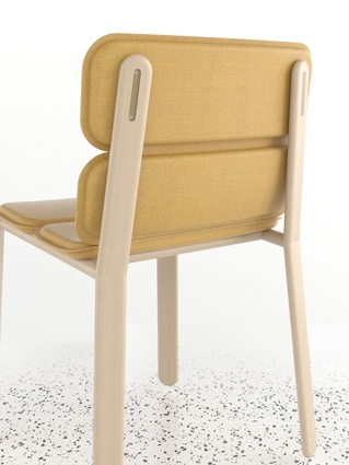 Paddock Chair by Désormeaux/Carrette Studio.
