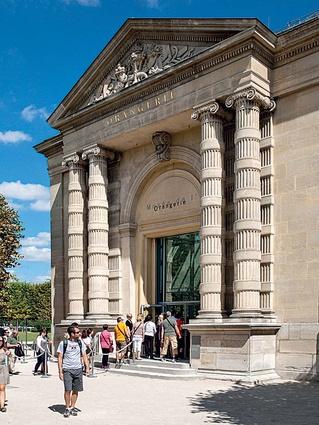 Musée de l'Orangerie.