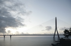 Zaha Hadid's world first bridge design wins competition