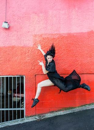 The New Zealand Dance Company.