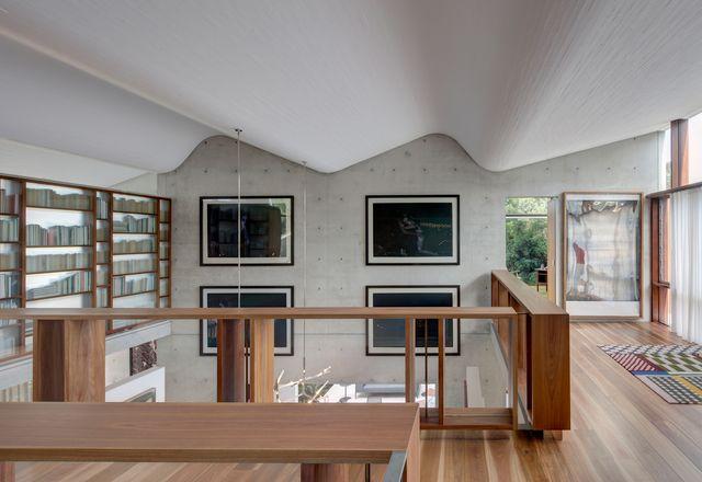 Almora House by Tonkin Zulaikha Greer Architects.