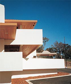 Residence for the Ambassador of the Kingdom of Saudi Arabia, Garran, ACT, 1996.