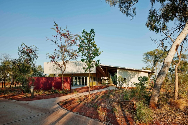 West Kimberley Regional Prison by TAG Architects and Iredale Pedersen Hook Architects.