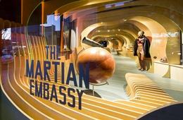 Martian Embassy, Sydney