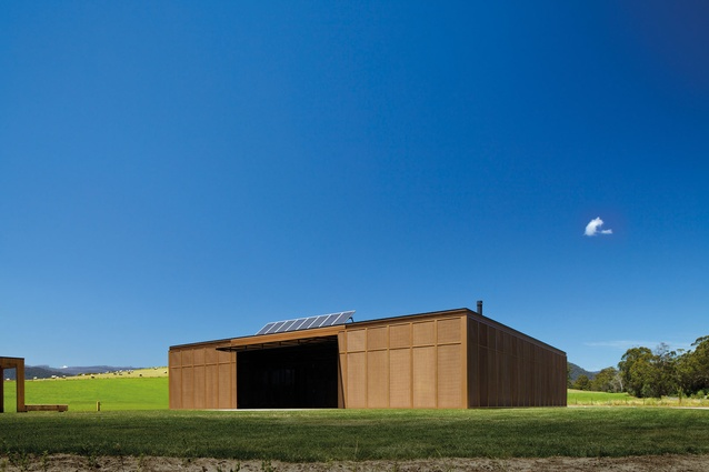Public Architecture Award – Narbethong Community Hall by BVN Architecture.