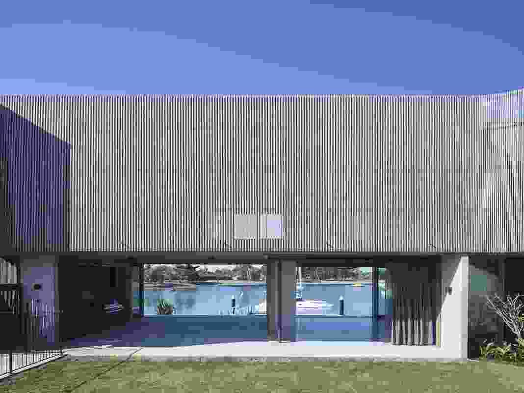 V House by Shaun Lockyer Architects.