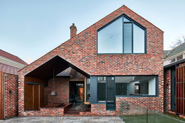 Tudor Revival by Warc Studio.