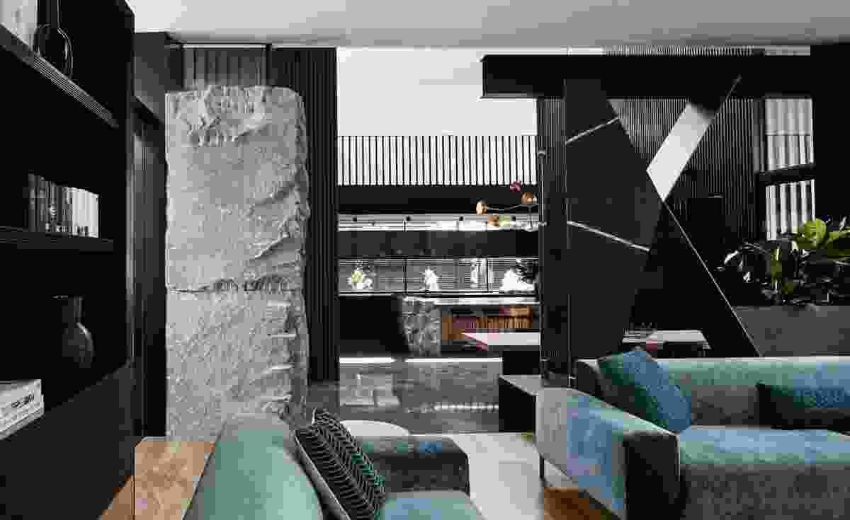 Cornerstone House by Splinter Society Architecture.