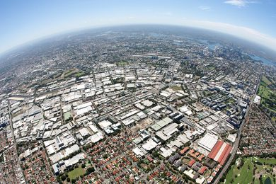 Sydney's Green Square will be the mostly densely populated place in Australia by 2030, with 22,000 people per square km.