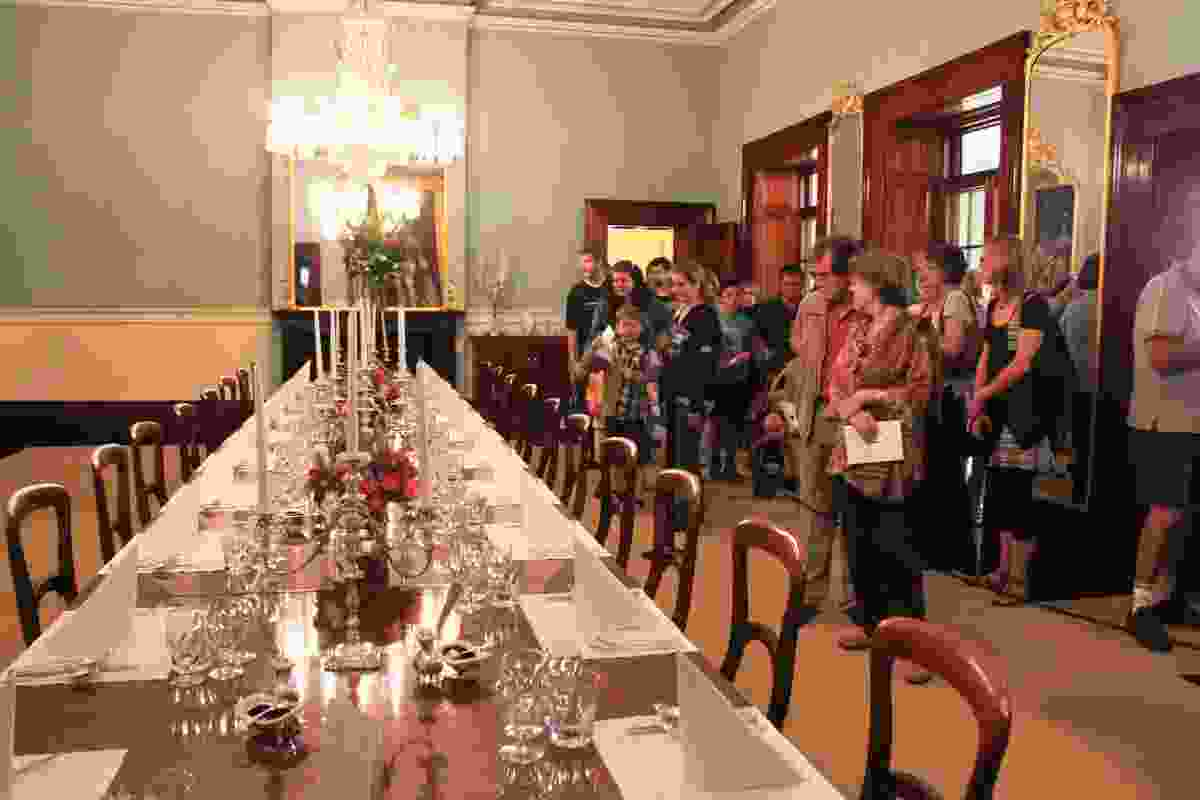 Government House State Dining Room