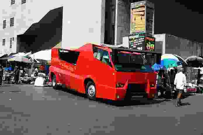 Cattiva mobile blood ban by Gurjit Singh Matharoo.