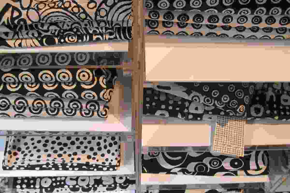 10 Corso Como is famed for its black-and-white graphics.