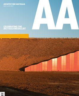 Architecture Australia, May 2017